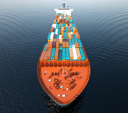 Picture of Sea Freight Services