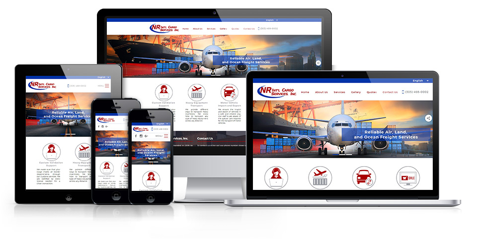 International Freight Forwarder NR Int'l Cargo Services Inc
